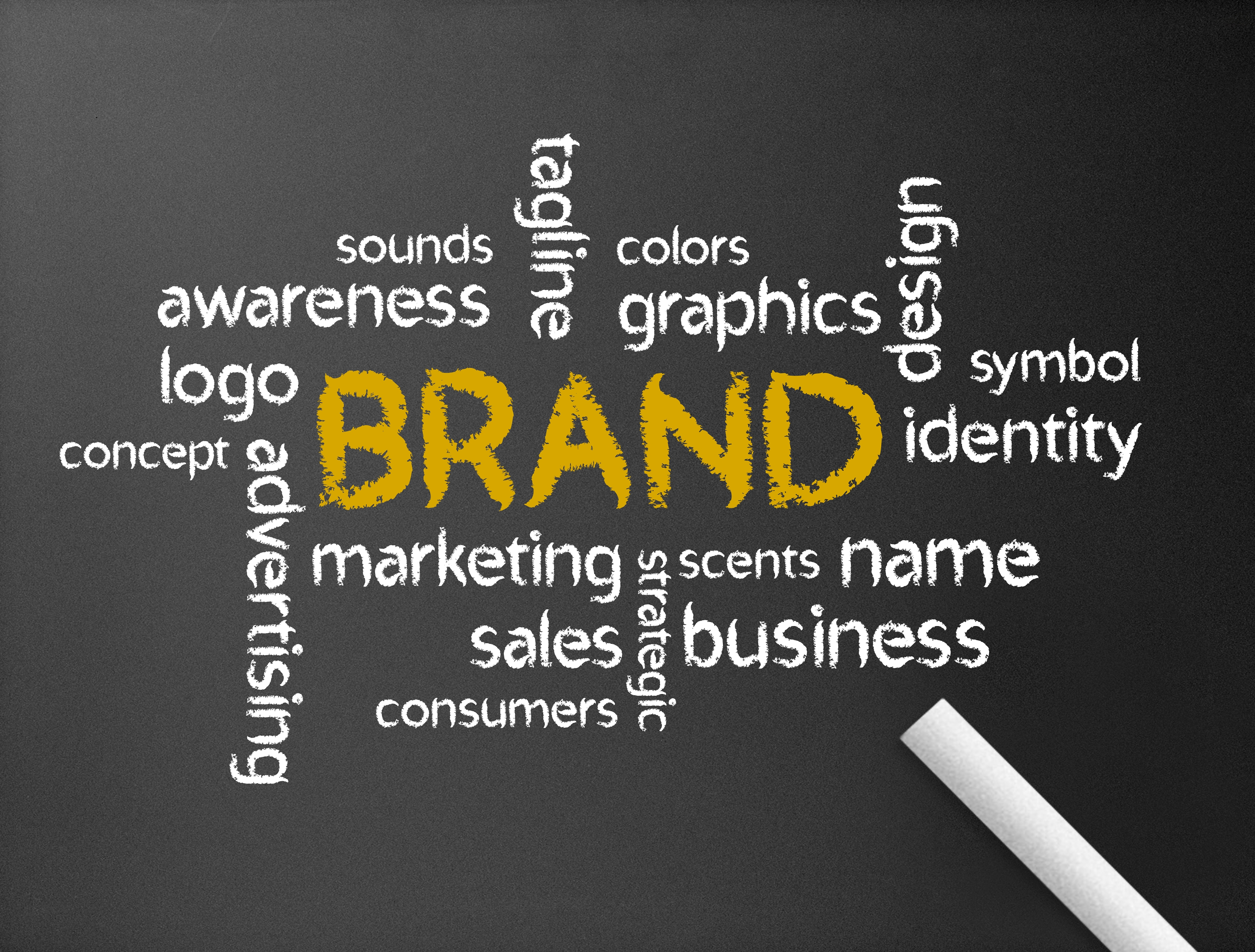 the power of brand name Learn how to implement an effective brand strategy the power of your brand the physical elements of your brand: name, logo, color palettes, taglines.