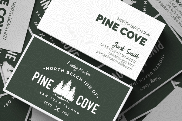 From standard business cards to luxury business cards and (almost) everything in between.