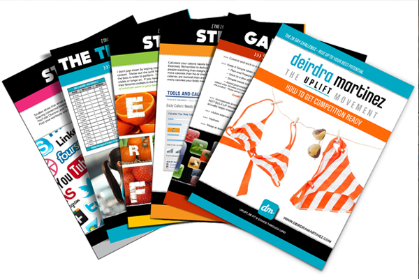 Are you selling an online program? We can design, digitize and print your manuals or catalogs!