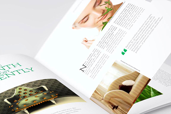 We can create beautiful modern layouts, publications and ads, but we can e-publish and print too!