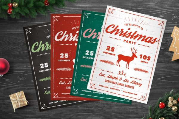 Christmas Invite 10