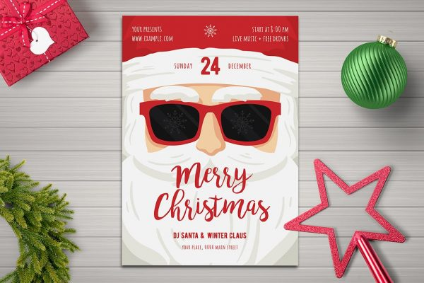 Christmas Invite 11