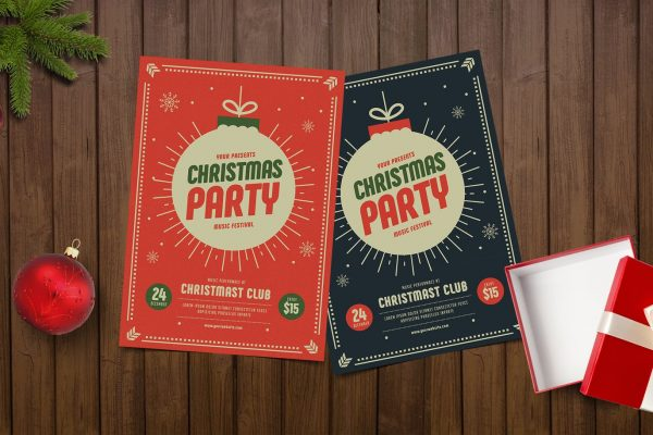Christmas Invite 2