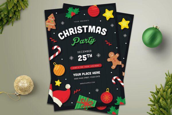 Christmas Invite 3