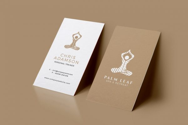 business card template 18