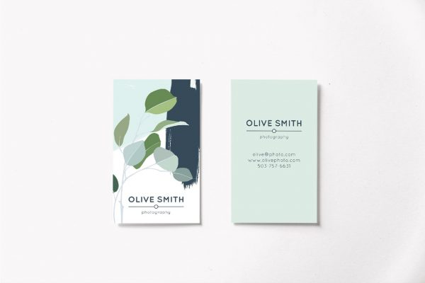 business card template 19jpg