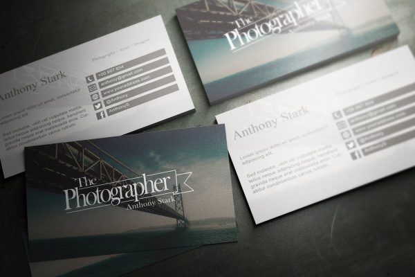 business card template 26