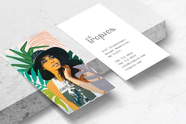 business card template 31