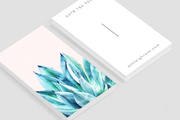 business card template 32