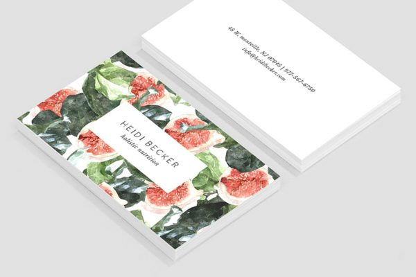 business card template 36