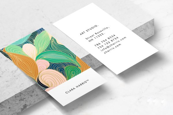 business card template 38