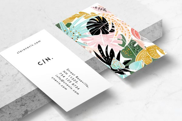 business card template 41
