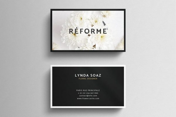business card template 47