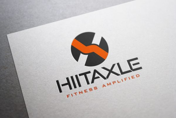 HIITAXLE Fitness Logo Los Angeles