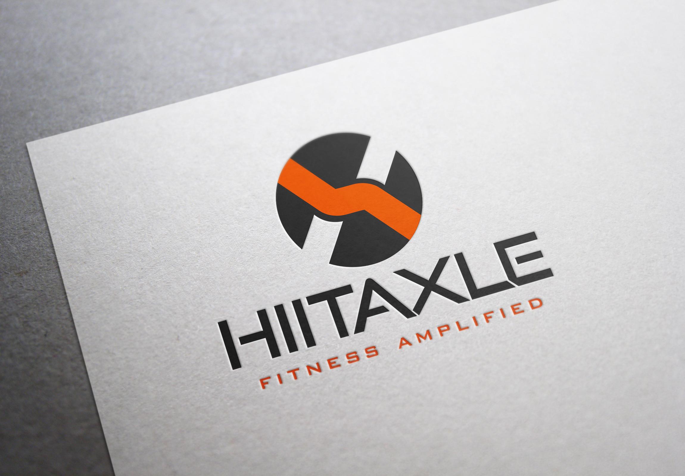 HIITAXLE Fitness Logo Los Angeles