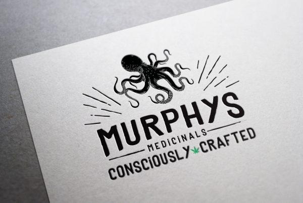 MURPHYS Medicinals CBD Brand Logo